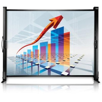 """Epson ES1000 50"""" Manual Projection Screen"""