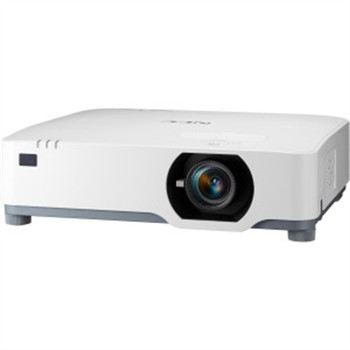 NEC Display NP-P525WL LCD Projector - 16:10 - White - NPP525UL