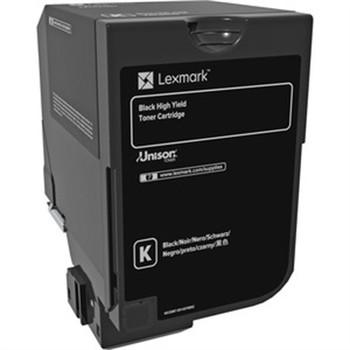 Lexmark Original Toner Cartridge - Laser - Black