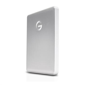 2TB G DRIVE mobile USB C Grey