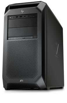 HP Z8 G4 W10P-64 Dual X 4108 1.8 512GB SSD 2TB SATA 32GB (4x8GB) ECC DDR4 2666 Nvd Qdr P4000 8GB NIC ODD