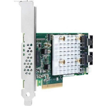 HPE Smart Array P408i-p SR Gen10 Controller - 12Gb/s SAS, Serial ATA/600 - PCI Express 3.0 x8 - Plug-in Card