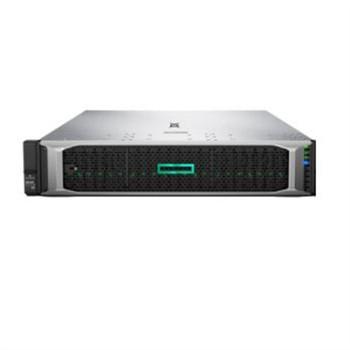 HPE ProLiant DL380 G10 2U Rack Server - 1 x Xeon Silver 4208 - 32 GB RAM HDD SSD - Serial ATA/600, 12Gb/s SAS Controller