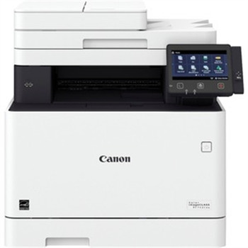 Canon imageCLASS MF740 MF743Cdw Laser Multifunction Printer - Color