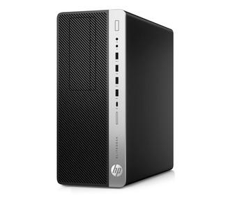 HP EliteDesk 800 G4 W10P-64 i5-8500 3.0 1TB SATA 16GB (2x8GB) DDR4 2666 AMD Rdn 8GB RX580 NIC ODD TWR