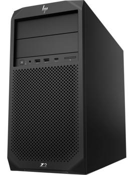 HP Z2 G4 W10P-64 i3-9100 3.6GHz 16G Optane 2TB SATA 16GB (1x16GB) DDR4 2666 AMD RdnP WX 3200 4GB NIC ODD Tower