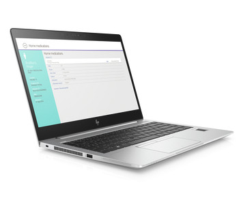 "HP EliteBook 840 G5 14"" Notebook - Core i5 i5-8350U - 16 GB RAM - 512 GB SSD"