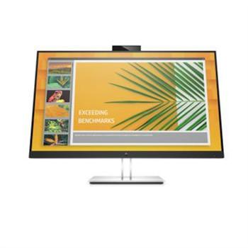 "HP E27d G4 27"" WQHD LED LCD Monitor - 16:9 - Black"