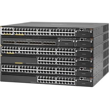 HPE Aruba 3810M 24SFP+ 250W Switch - Manageable - 3 Layer Supported - Modular - Optical Fiber - 1U High - Rack-mountable