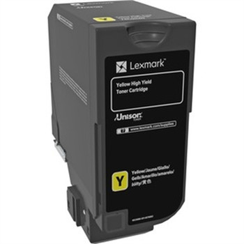 Lexmark Original Toner Cartridge - 74C0H40