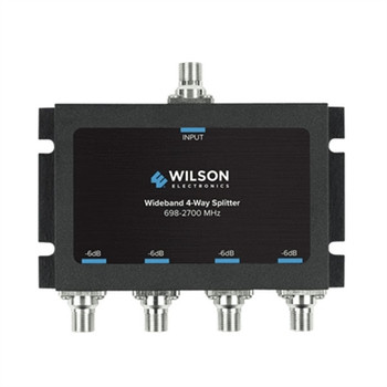 Wilson 75 Ohm 4-Way Splitter