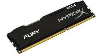 HyperX FURY 16GB DDR4 SDRAM Memory Module - HX424C15FB4/16