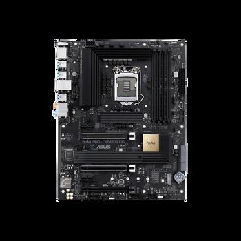 Asus ProArt Z490-CREATOR 10G Desktop Motherboard - Intel Chipset - Socket LGA-1200