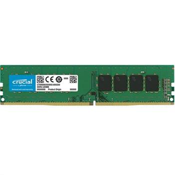 Crucial 4GB DDR4 SDRAM Memory Module - 4 GB - DDR4-2666/PC4-21300 DDR4 SDRAM