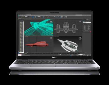 """Dell Precision 3000 3551 15.6"""" Mobile Workstation - Full HD - 1920 x 1080 - Intel Core i5 (10th Gen) i5-10300H Quad-core (4 Core) 2.50 GHz - 8 GB RAM - 256 GB SSD"""