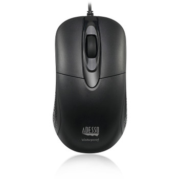 Adesso iMouse W4 - Waterproof Antimicrobial Optical Mouse
