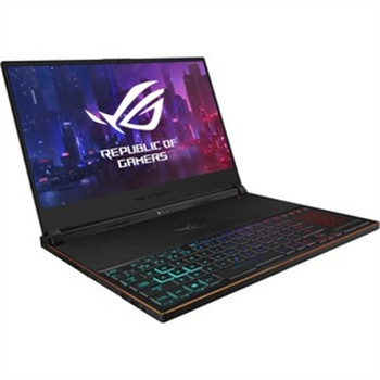 """Asus ROG Zephyrus S GX531GX-XB77 15.6"""" Gaming Notebook - 1920 x 1080 - Core i7 i7-9750H - 16 GB RAM - 1 TB SSD"""