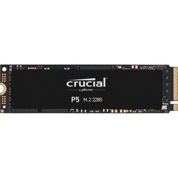 Crucial P5 CT2000P5SSD8 2 TB Solid State Drive - M.2 2280 Internal - PCI Express NVMe (PCI Express NVMe 3.0)