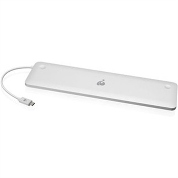 IOGEAR USB-C Ultra-Slim Dual Display Docking Station with Power Delivery