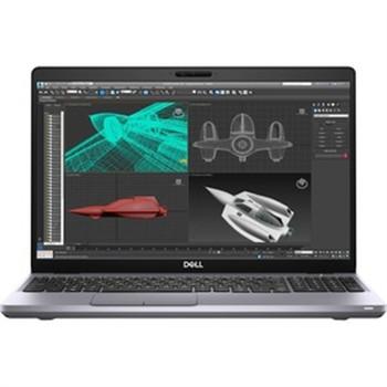 """Dell Precision 3000 3551 15.6"""" Mobile Workstation - Full HD - 1920 x 1080 - Intel Core i5 (10th Gen) i5-10400H Quad-core (4 Core) 2.60 GHz - 16 GB RAM - 256 GB SSD"""