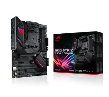 ASUS ROG Strix B550-F Gaming AMD AM4 (3rd Gen Ryzen) ATX Gaming Motherboard