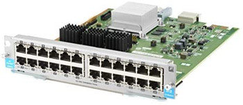 HPE 24-port 10/100/1000BASE-T MACsec v3 zl2 Module - For Data Networking