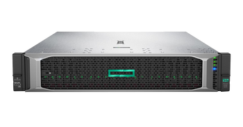HPE ProLiant DL380 G10 2U Rack Server - 1 x Xeon Silver 4114 - 32 GB RAM HDD SSD - 12Gb/s SAS, Serial ATA/600 Controller