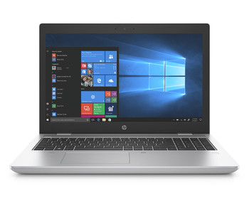 HP ProBook 650 G5 W10P-64 i7-8565U 256GB NVME 32GB (2x16GB) DDR4 2400 15.6 FHD NIC WLAN BT Cam No-NFC