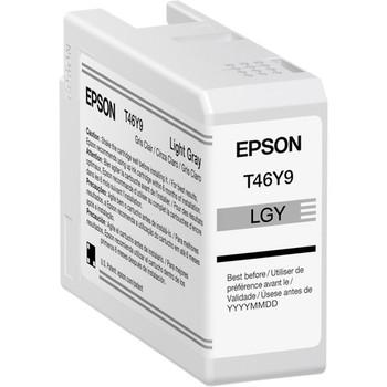 Epson UltraChrome PRO T46Y Original Ink Cartridge - Light Gray
