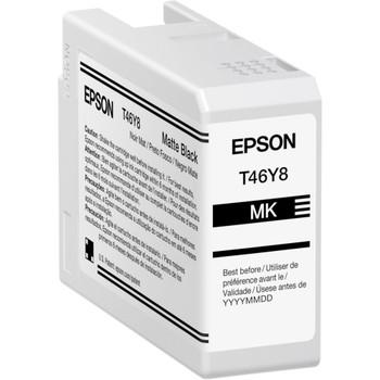 Epson UltraChrome PRO T46Y Original Ink Cartridge - Matte Black
