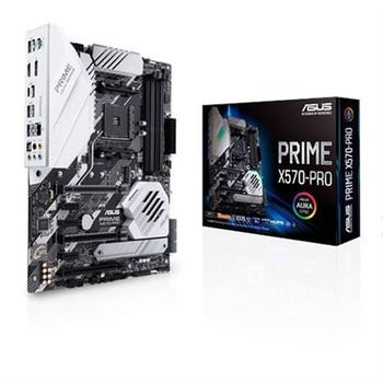 Asus Prime X570-PRO Desktop Motherboard - AMD Chipset - Socket AM4