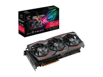 Asus ROG Strix Radeon RX 5600 XT Graphic Card - 6 GB GDDR6