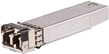 HPE Aruba 10G SFP+ LC LR 10km SMF Transceiver - For Data Networking, Optical Network