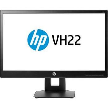 "HP Business VH22 21.5"" Full HD LED LCD Monitor - 16:9 - Black"