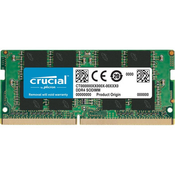 Crucial 8GB DDR4 SDRAM Memory Module For Notebook