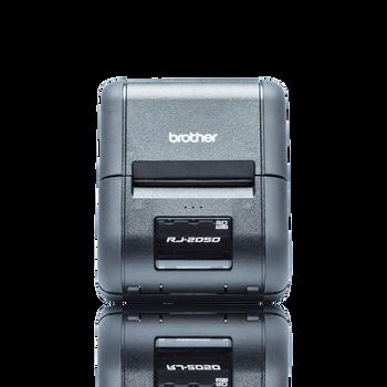 Brother RuggedJet RJ-2050 Direct Thermal Printer - Monochrome - Portable - Receipt Print