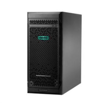 HPE ProLiant ML110 G10 4.5U Tower Server - 1 x Xeon Silver 4208 - 16 GB RAM HDD SSD - Serial ATA/600 Controller