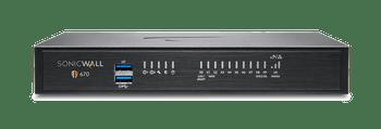 SonicWall TZ670 Network Security/Firewall Appliance - 02-SSC-2837