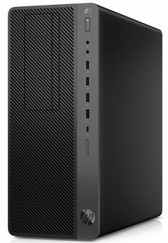 HP Z1 G5 W10P-64 i9-9900 3.1 512G NVME 2TB SATA 32GB (2x16GB) DDR4 2666 NIC WLAN BT ODD Card Reader TWR