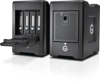 G-Technology G-SPEED Shuttle 4-Bay Storage System