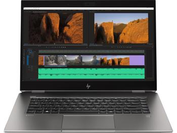 HP ZBook Studio G5 W10P-64 E-2186M 512GB NVME 32GB (2x16GB) DDR4 2666 15.6 FHD P2000 No-NIC WLAN BT FPR Cam NFC