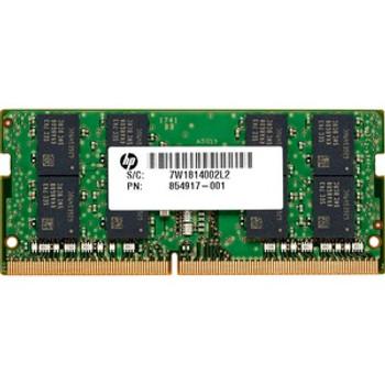 HP 16GB DDR4 SDRAM Memory Module - 16 GB (1 x16GB)