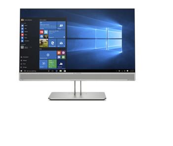 HP EliteOne 800 G5 W10P-64 i5-9500 3.0 128G SSD 1TB SATA 16GB(1x16GB) DDR4 2666 23.8 FHD NIC WLAN BT ODD Cam No-Card Reader