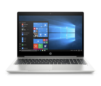 HP ProBook 450 G6 W10P-64 i7-8565U 256GB NVME 8GB (1x8GB) DDR4 2400 15.6 FHD NIC WLAN BT FPR No-Cam