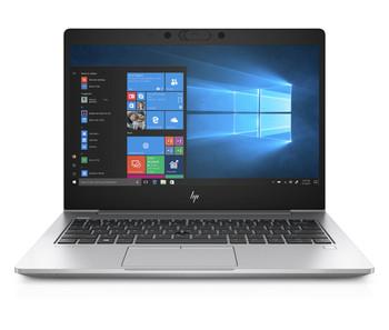 HP EliteBook 735 G6 W10P-64 R3 3300U 128GB SSD 8GB (1x8GB) DDR4 2400 13.3 FHD NIC WLAN BT No-Cam No-NFC