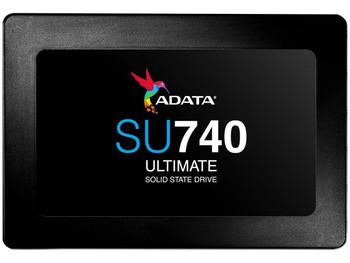 "Adata Ultimate SU740 ASU740SS-2T-R 2 TB Solid State Drive - 2.5"" Internal - SATA (SATA/600)"