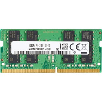 HP 4GB DDR4 SDRAM Memory Module - 4 GB - DDR4-2666/PC4-21300 DDR4 SDRAM - 260-pin - SoDIMM