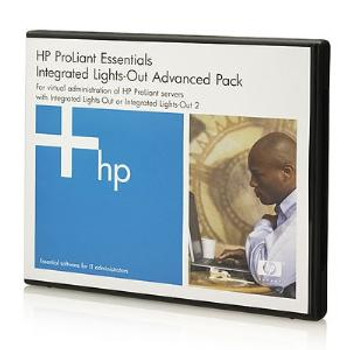 HPE Integrated Lights -Out Advanced Pack - License - 1 Server