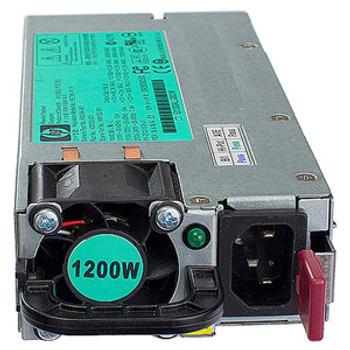 HPE 1200W Platinum Redundant Power Supply - Plug-in Module
