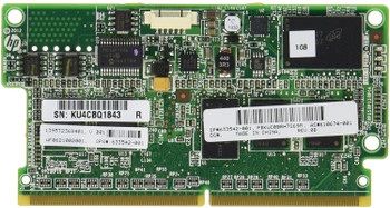 HPE 1GB P-series Smart Array Flash Backed Write Cache - 1 GB for Server